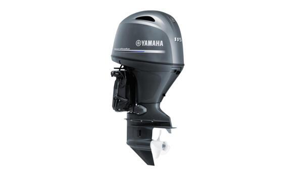 Yamaha 115hp