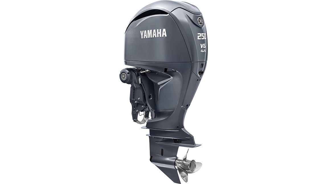 Yamaha 250hp V6