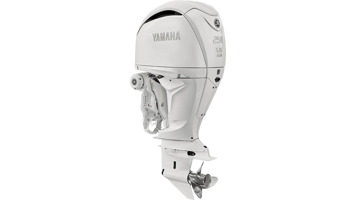 Yamaha 250hp V6 (2022)