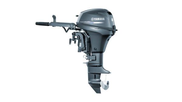 Yamaha 8hp