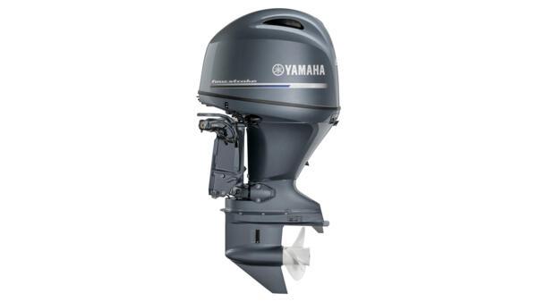 Yamaha 80hp