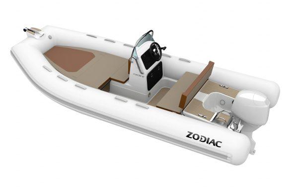 ZODIAC MEDLINE 500 NEO BLANCA + YAMAHA F70ATL